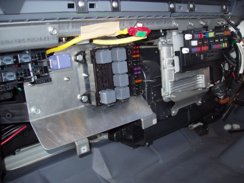 Modular fuse box wiring diagram images