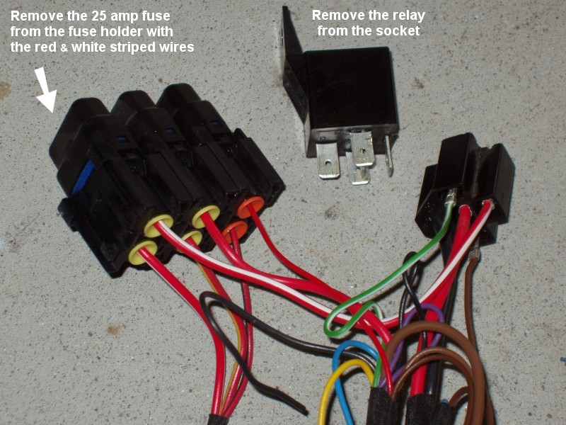 Wiring up a Webasto Thermo Top C on